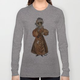 She's A Lady Long Sleeve T-shirt