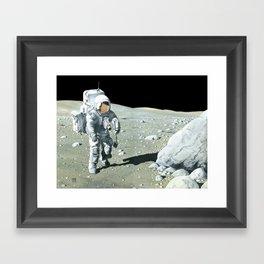 Geologist's Paradise Framed Art Print