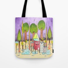 Dream House 2 Tote Bag