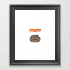 Instagrammification Framed Art Print