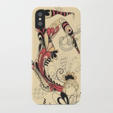 beija-flor Slim Case iPhone X