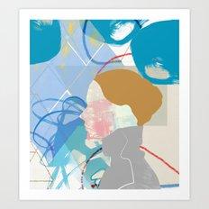 Adi Art Print
