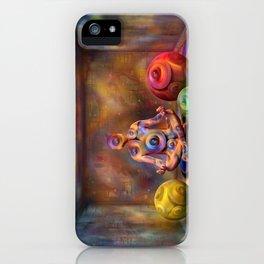 Seelenpflege iPhone Case