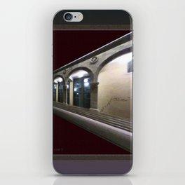 Imaginary Corridors iPhone Skin