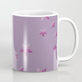 Periwinkle little star Coffee Mug