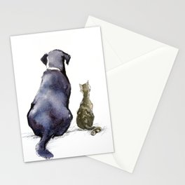 Enjoying the View Stationery Cards