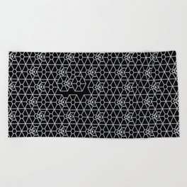ESCAPE With Tie Fighter Beach Towel
