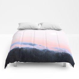 SMOKY PINK Comforters