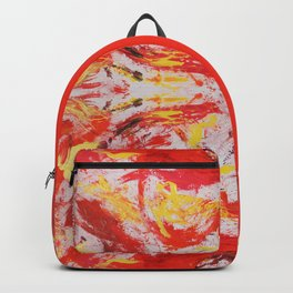 Abstract by Azam Aadeghi Backpack