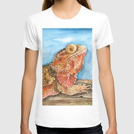Jiggy the Bearded Dragon T-shirt