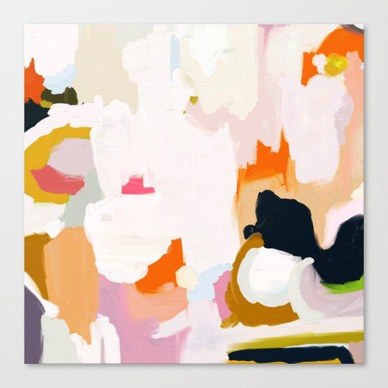 Hiy Canvas Print