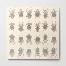 Coleopterold Metal Print
