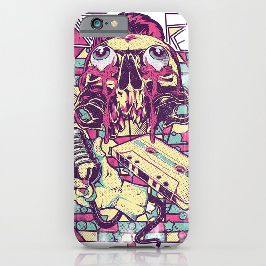 Party animal iPhone & iPod Case