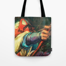 The Young Man from the East Tote Bag