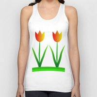 discount Tank Tops featuring Young at heart by Roxana Jordan