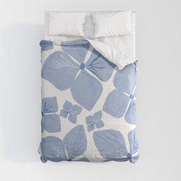Hydrangea Love Comforters