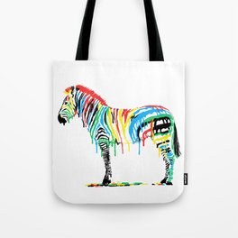 Fresh Paint Tote Bag