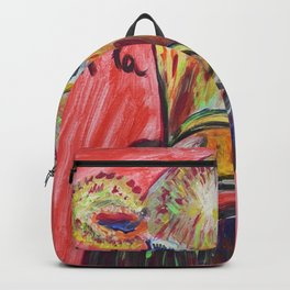 Oh la vache ! Holy cow ! Backpack