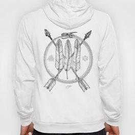 Ouroboros Logos Hoody
