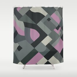 Langley 45 Shower Curtain
