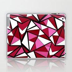 Abstract geometric triangles pattern . 6 Laptop & iPad Skin