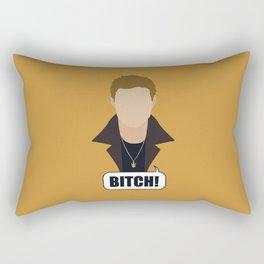 1 Dean Winchester Rectangular Pillow