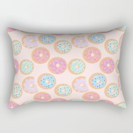 Nuts for Donuts Rectangular Pillow