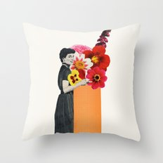 spring isn't spring anymore Throw Pillow