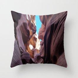 Antelope Canyon  #9 Throw Pillow