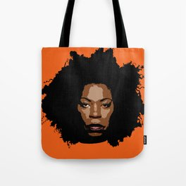 Queen Vee Tote Bag