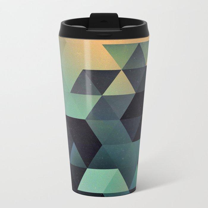 ynclyssy Metal Travel Mug