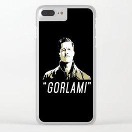gorlami Clear iPhone Case
