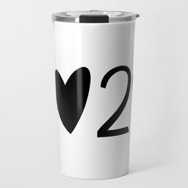 cute new year 2020 Travel Mug