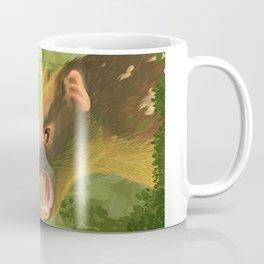 Tiger Quoll portrait Coffee Mug