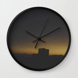 valencia es Wall Clock