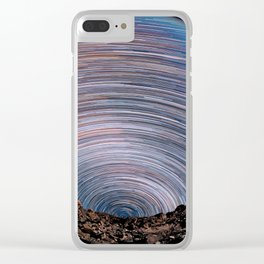 Saltelite Clear iPhone Case