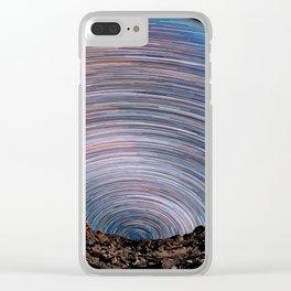 Saltelite Clear iPhone Case