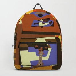 Picasso - The Musician Backpack