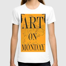 ART ON MONDAY T-shirt