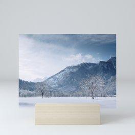 White Dreams Mini Art Print