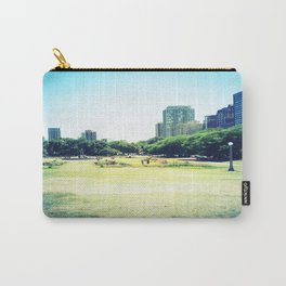 Chicago (outside Lincoln Park Zoo) Carry-All Pouch