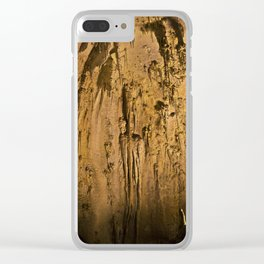 Carlsbad Caverns XV Clear iPhone Case