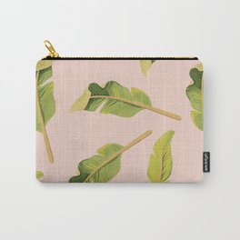 Tropical '17 - Solar [Banana Leaves] Carry-All Pouch