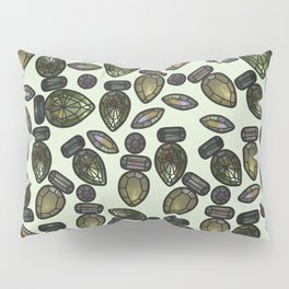 Gemstones 5 Pillow Sham