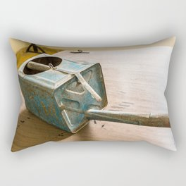 S21 Water Can - Khmer Rouge, Cambodia Rectangular Pillow