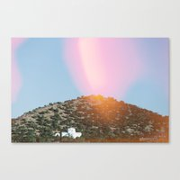 religious Canvas Prints featuring Religious Hill by Geppetto's Papa