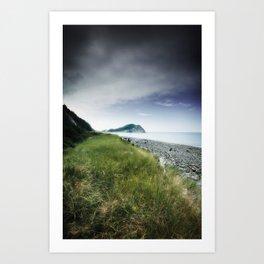 Cape Breton Highlands Art Print