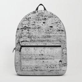 grey granite stone rustic ambient decor Backpack