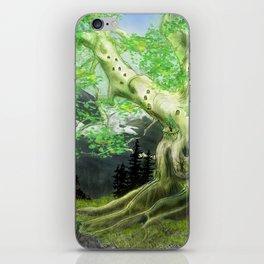 Baumhaus iPhone Skin
