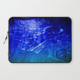 Smooth ice Laptop Sleeve